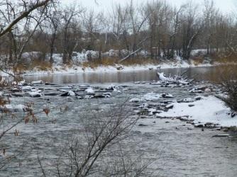 Boise River Winter